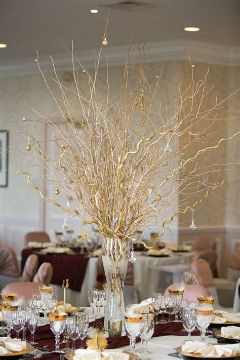 wedding venue decoration   Golden Color Wedding   Wedding