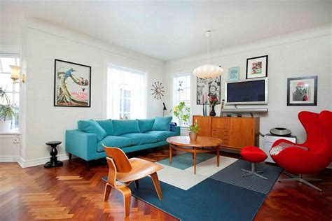 gorgeous sixties style flat for sale in west reykjavik