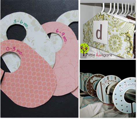 How To Make Closet Dividers by Five Baby Clothing Dividers To Make The Closet Tip