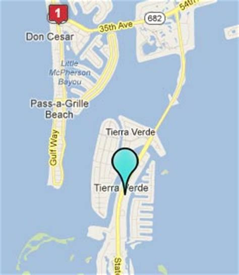 tierra verde florida map hotels motels near tierra verde fl see all discounts