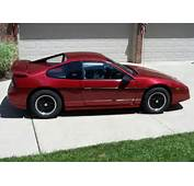 Picture Of 1988 Pontiac Fiero GT Exterior