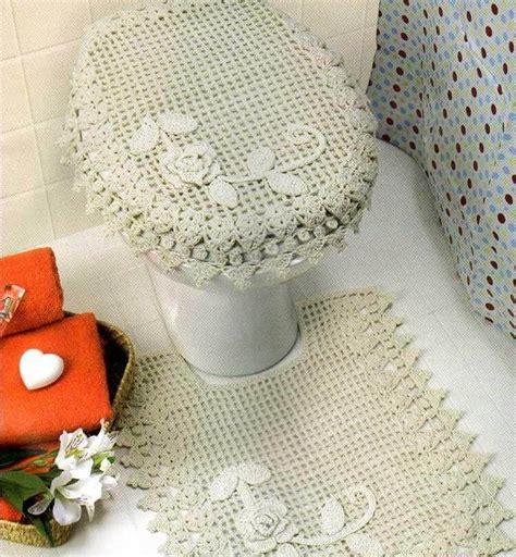 jogo de almofada de barbante jogo de banheiro de croch 234 80 modelos dicas para