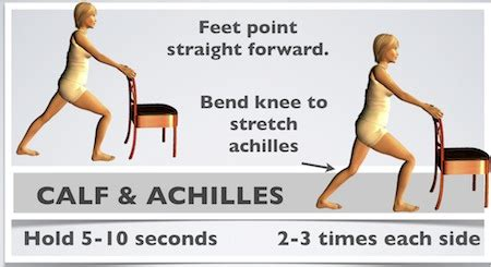 home exercises relieve tension prepare