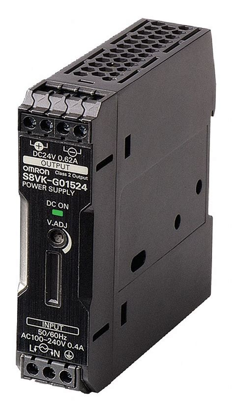 omron dc power supply style switching mounting din
