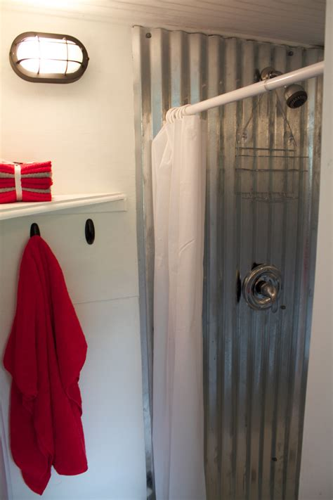 Tiny Home Shower by Reed Tiny House Tiny House Swoon