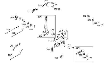 briggs and stratton throttle linkage diagram briggs and stratton throttle diagram pictures to pin on