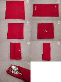 how to fold napkins with silverware apps directories