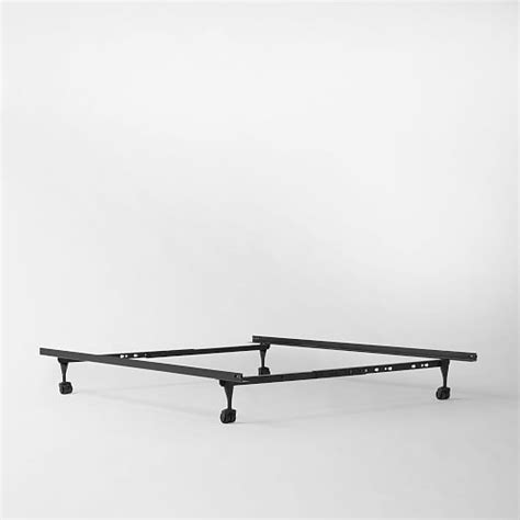 Simple Metal Bed Frame Simple Metal Bed Frame West Elm