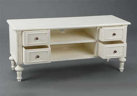 meuble tv bois avec tiroirs perle