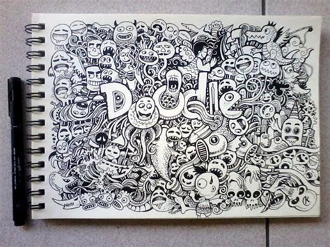 doodle pen name member spotlight kerby rosanes doodlers anonymous