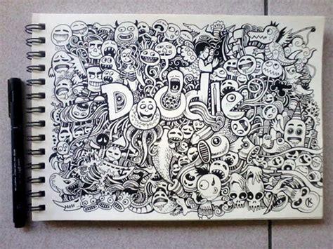 doodle pen one show member spotlight kerby rosanes doodlers anonymous