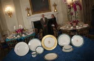obama white house china unveiled 171 cbs connecticut