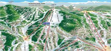 steamboat colorado trail map steamboat ski guide nytimes