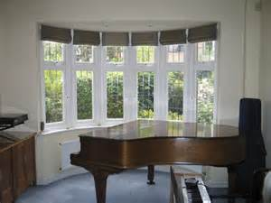 Window Coverings For Bow Windows 17 Best Ideas About Bow Window Curtains On Pinterest Bay