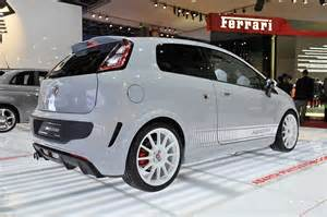 Abarth Punto Evo Esseesse General Abarth Punto Evo Photos Photos Only