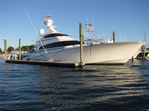 sam gershowitz boat what can you tell me about this sport fish the hull