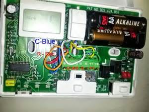thermostat wiring w2 thermostat wire roll elsavadorla
