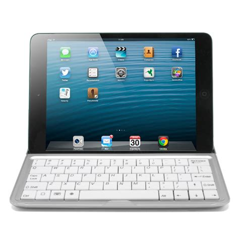 fundas con teclado para ipad mini teclado bluetooth ultra slim para ipad mini funda de tablet