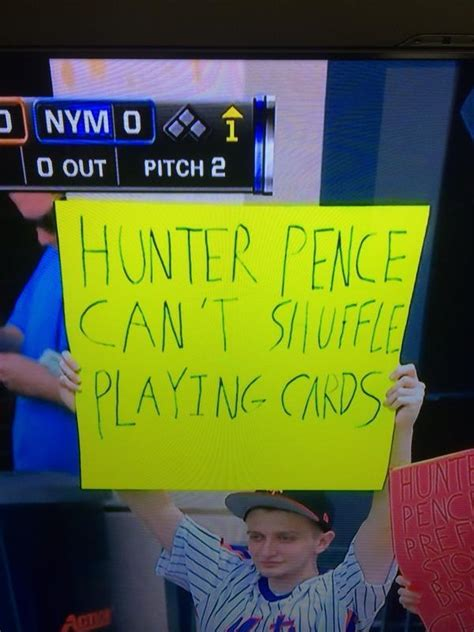 Hunter Pence Memes - image 807466 hunter pence signs know your meme