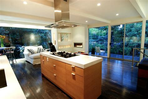 Contemporary Kitchen Interiors | home ideas modern home design modern contemporary