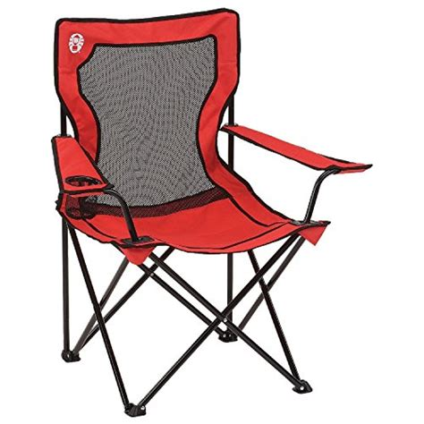 Coleman Portable Deck Chair by Best Outdoor Folding Cing Chairs Reviews 2016
