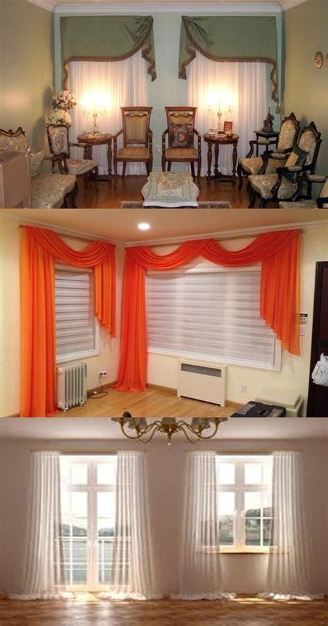types  curtains interior design