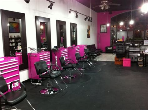Hair Style Tools Name In Kitchen by Our Design Area Includes 8 Quot Pink Toolbox Quot Stations As Well