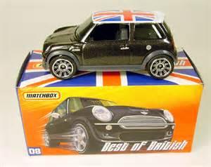Matchbox Cars Mini Cooper Mb579 Mini Cooper S