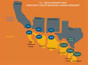 map of border living on the edge school of social work