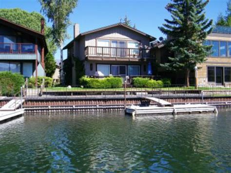 tahoe rentals with boat dock tahoe waterfront home spectacular water mountain views