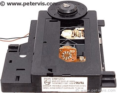 laser diode in dvd player cd player laser assembly