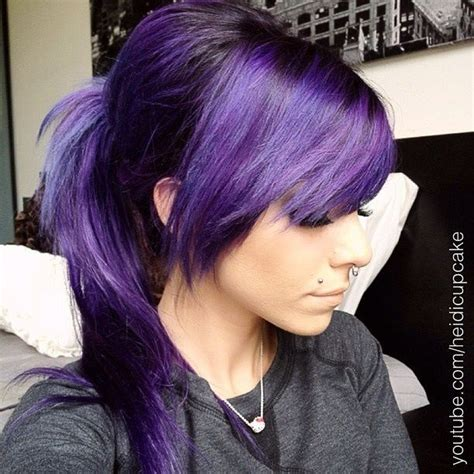 weave hairstyles with purple tips 17 best ideas about purple weave hair on pinterest plum