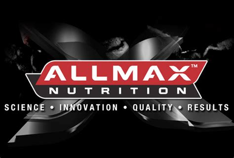Suplemen Allmax allmax nutrition carbion new carbohydrate product for