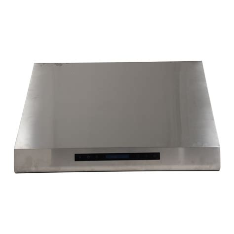 lowes under cabinet maxair mxr r19 under cabinet wall mounted range hood