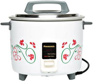 Rice Cooker Listrik 10 Liter panasonic 1 8 liter automatic rice cooker white srw18g