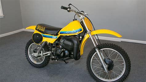 Suzuki Motorcycle Dealer Chicago 1981 Suzuki Rm80 S19 Chicago Motorcycles 2016