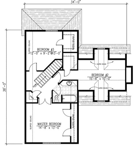 t shaped farmhouse floor plans farmhouse with metal roof 90134pd 2nd floor master