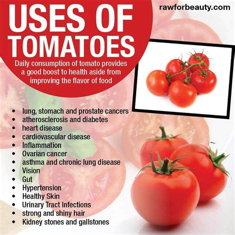 tomatoes have you heard of these tips and advice on benefits of tomatoes vegetables all mighty pinterest