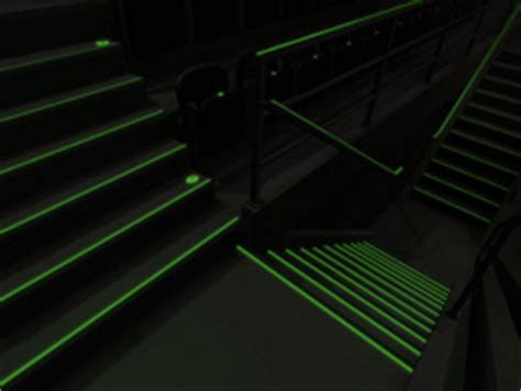 access product s ecoglo 174 emergency lighting systems meet