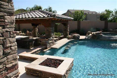 Backyard Pool Bars Triyae Pictures Of Outdoor Pool Bars Various
