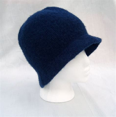 pattern for felt hat felted cloche by josie mercier free head pinterest