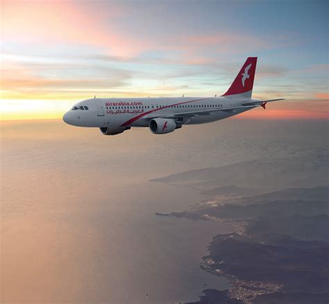 for air air arabia review