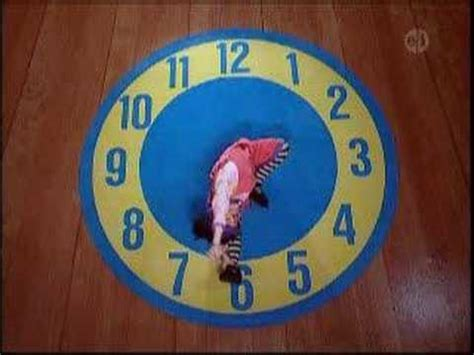big comfy couch clock the big comfy couch youtube