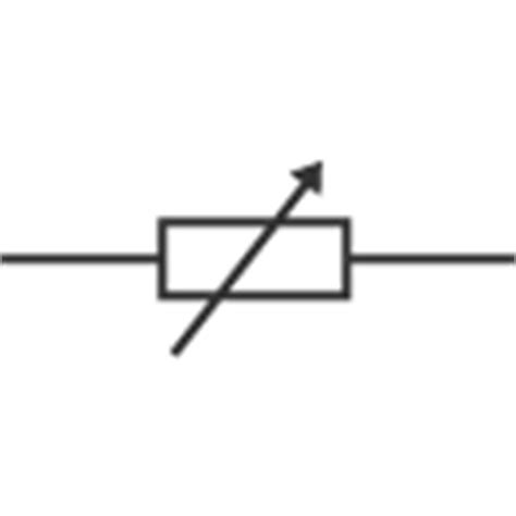 schematic symbol for variable resistor variable resistor circuit symbol www pixshark images galleries with a bite