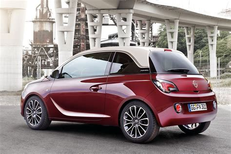 vauxhall adam opel adam convertible in the works autotribute