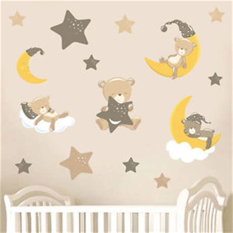 nursery wall stickers ebay nursery wall stickers ebay
