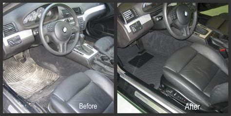 Car Upholstery Detailing by Before And After Of Interior Car Detailing Services Yelp