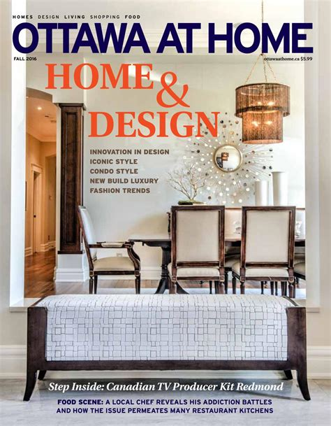 home design store ottawa ottawa at home fall 2016 by ottawa at home issuu