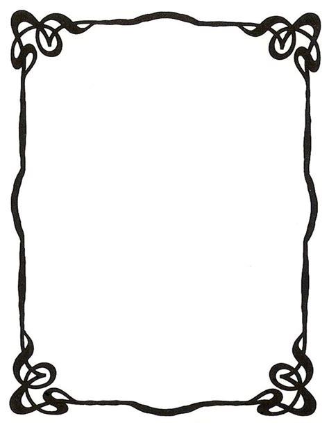 cool frame designs 1345 best clip printables frames borders