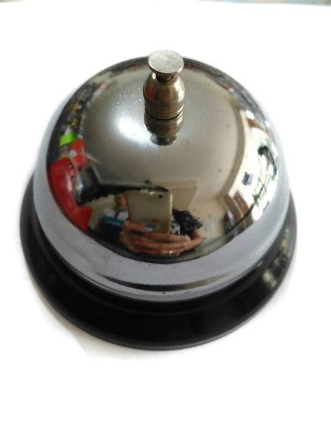 Meja Mobil Praktis table bell bell meja stainless klasik yang praktis